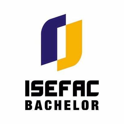 Logo Isefac Bachelor Lyon