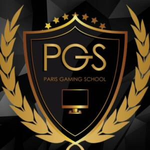 Logo Paris Gaming School
