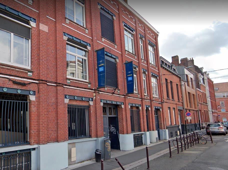 Bâtiment de l'école esport XP School à Lille