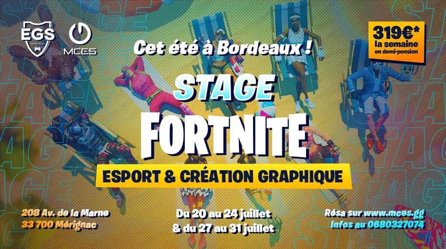 Fortnite Stage