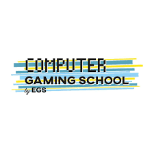 logo computer gaming school