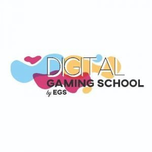 logo digital gaming school