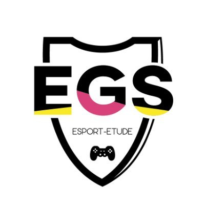 logo education gaming school (egs)