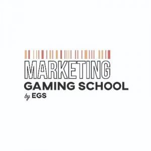logo marketing gaming school