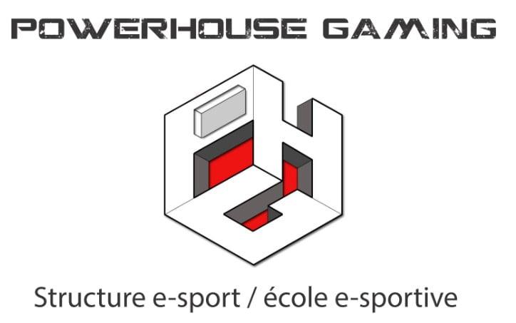 Logo de l'école Power House Gaming