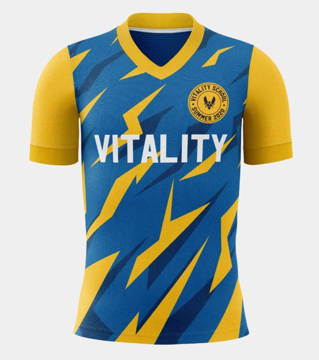 Maillot officiel Vitality School